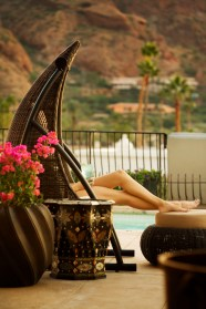Joya Spa Pool Terrace