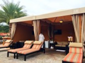 pool cabanas at tocaloma spa phoenix