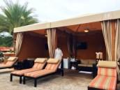 pool cabanas at tocaloma spa phoenix