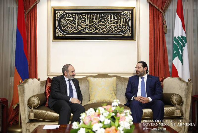 Հայաստան - Լիբանան Միջկառավարական Յանձնախումբի Նիստը` Ապրիլին