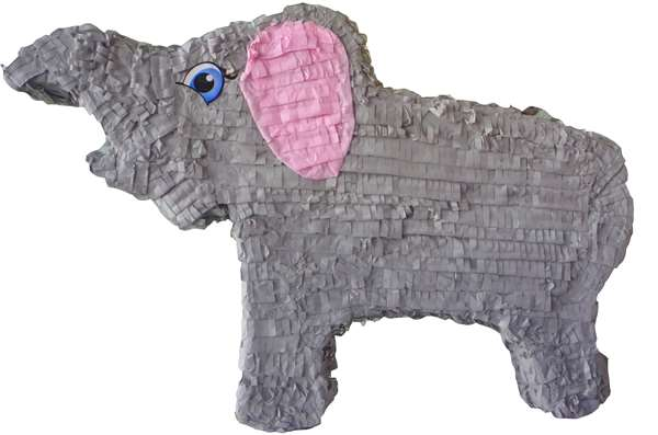 Large 30 Elephant Pinata