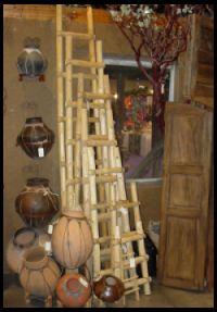 Southwest Rustic Tarahumara Ladders  Kiva Ladders from Mexico