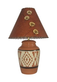 Sioux Pottery - Designer Table Lamps