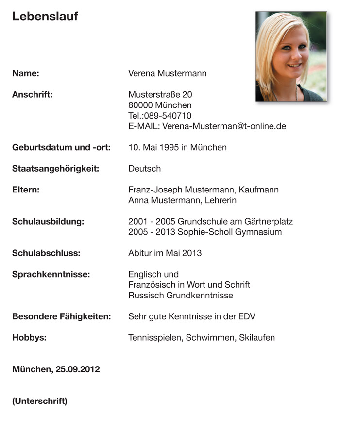 Lebenslauf Studium Abgebrochen Muster Recommendation Letter Student Assistant