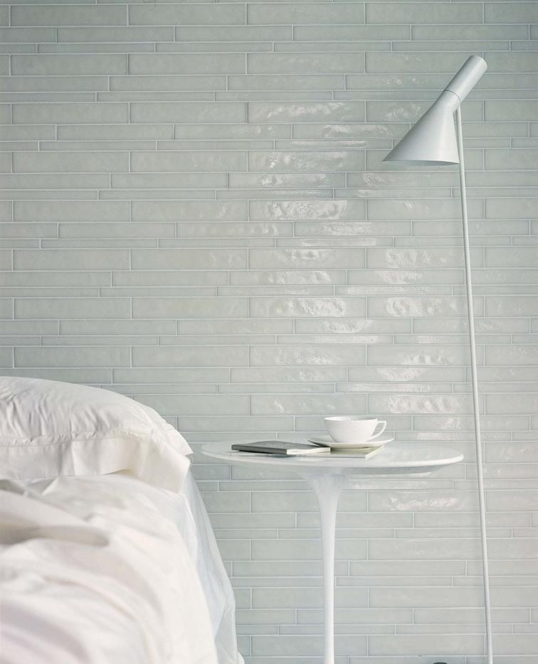 Decorar el dormitorio con un revestimiento vistoso azulejos pe a - Revestimiento para azulejos ...