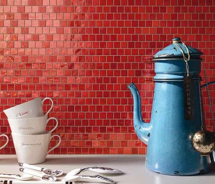 Revestimiento para decorar la cocina azulejos pe a for Revestimiento ceramico para cocina