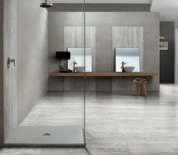 pavimentos y revestimientos de baño