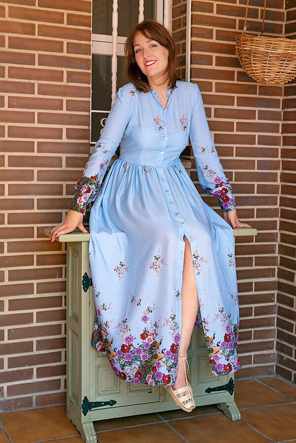 Vestido Cielo_Tienda_SS20 HORIZONTE_Azul-Marino-Casi-Negro (1)