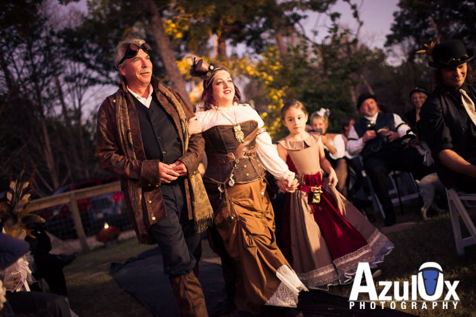 SteamPunk Wedding #-13