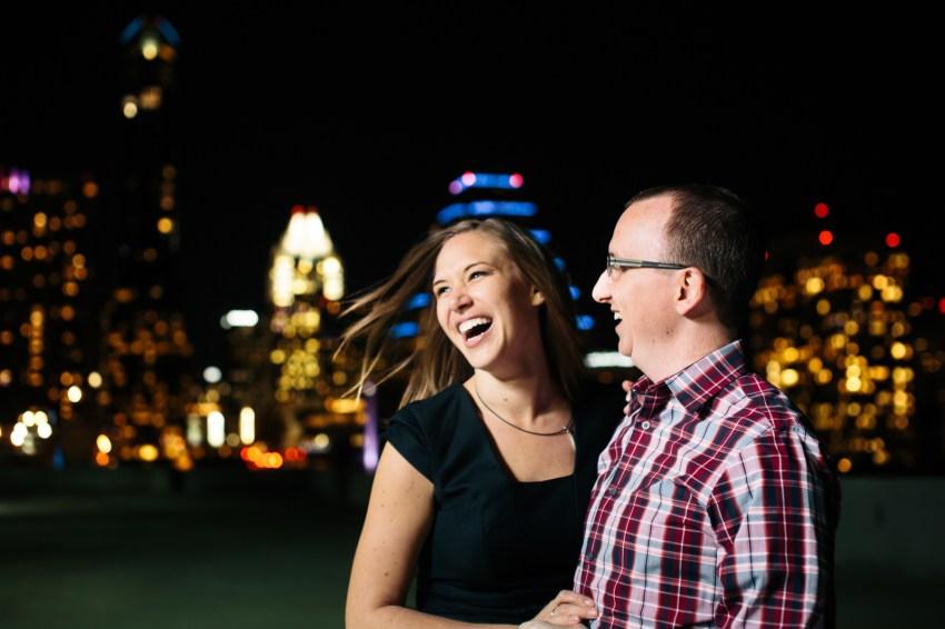 Austin Engagement Laughing #-7