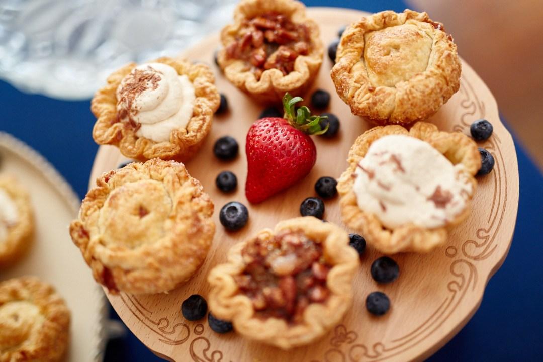 Delicious Tiny Pies.