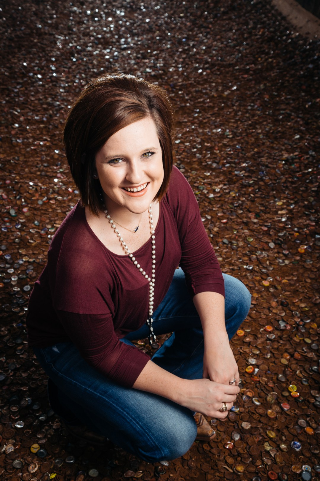 Aggie Senior Portraits - 3