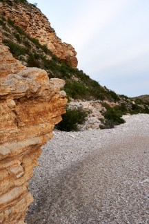 The ranch is full of cool rock formations.