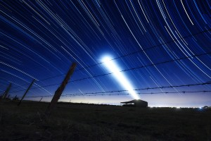 Sensor to Screen: A Star Trail Edit Walk Through