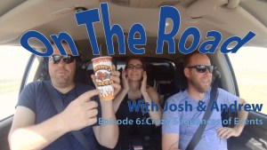 On the Road 6 - Crazy Sequences of Events with guest Mayhem's Muse