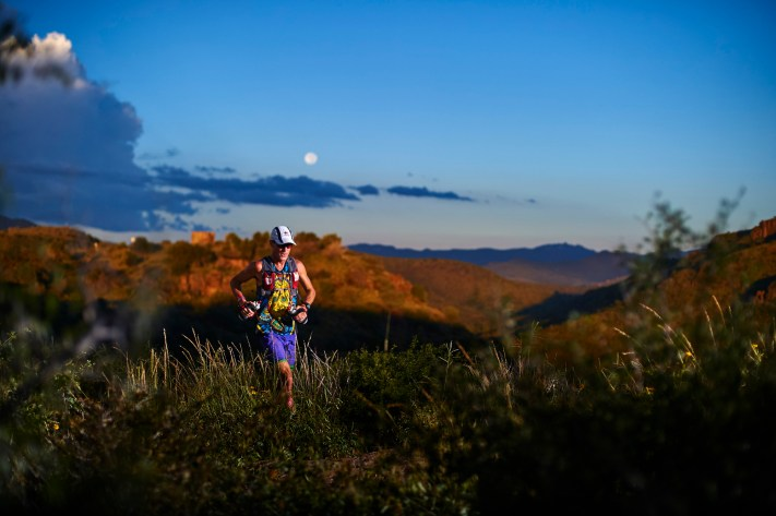 Fort Davis Trail Racer - Creative Photography Podcast