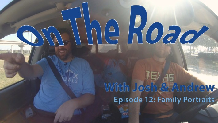 On the Road 12 – The Dreaded Family Portrait