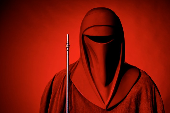 How it was shot: Star Wars Imperial Guard Cosplay