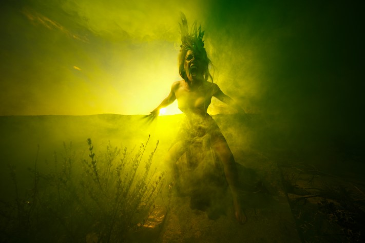 Queen of the Desert - Austin Commercial Photography - Conceptual Photogaphy