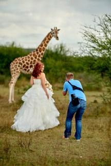 Adventure Bridal Photos - Austin Wedding Photographer - Giraffe Bridal Photos - Behind the Scenes - Austin Wedding Photography Workshop