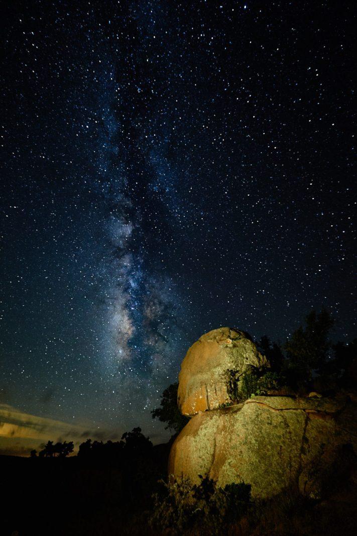 D3s Milky Way Photo