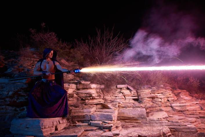 Langtry Expereience - DnD Cosplay - Cosplay Photography - photography podcast - Austin Cosplay Workshop