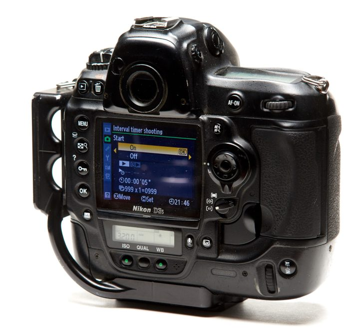 Remote Shutter Release Astrophotography - Built In Intervalometer