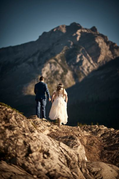 Banff Wedding Photos
