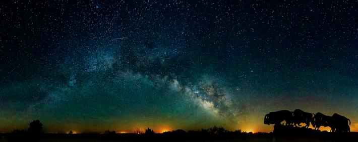 Caprock Canyon Photography Campout - Milkyway Photography