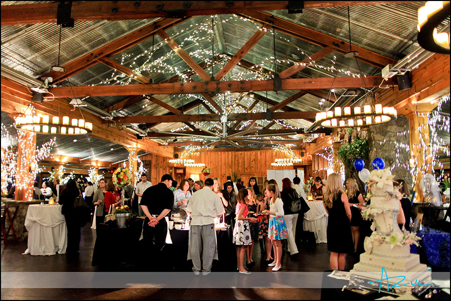Elegant Wedding Gala at The Angus Barn in Raleigh  Azul