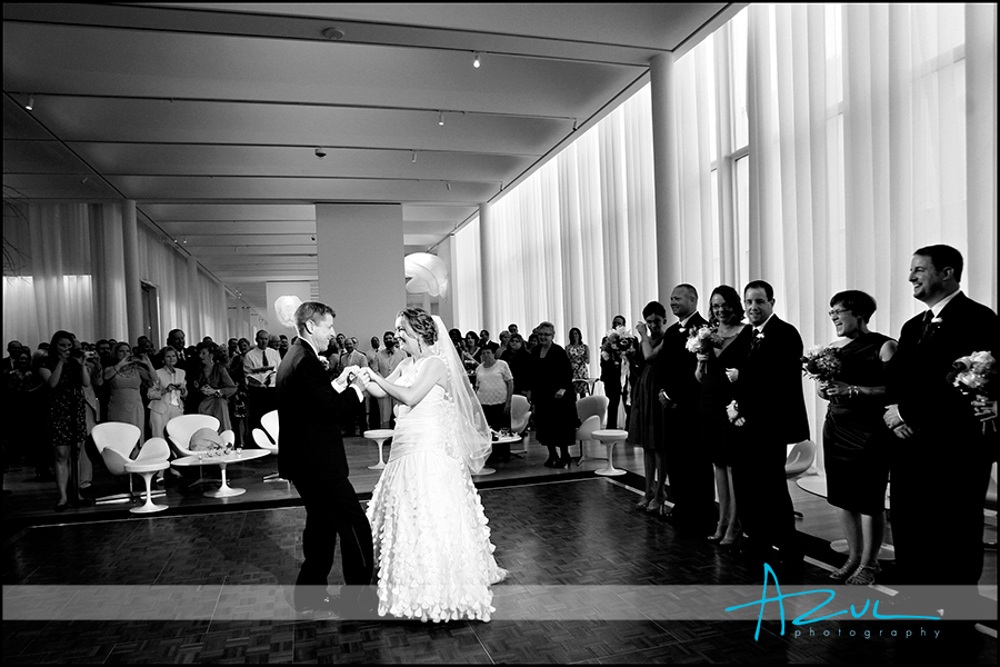 NC Museum Of Art Wedding By Raleigh Photographer Azul