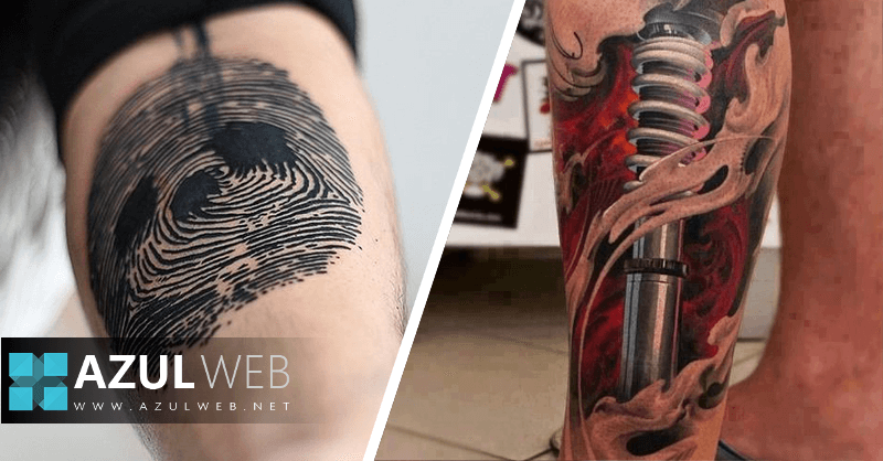 Tatuajes Para Ingenieros