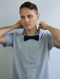 Collection archive pieces - accessories - Polo Bow Tie ...