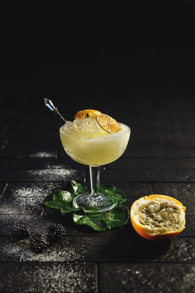 Nod to Donn Beach Tiki Cocktail