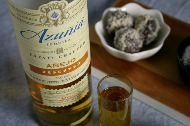 Tequila Pairing with Truffles