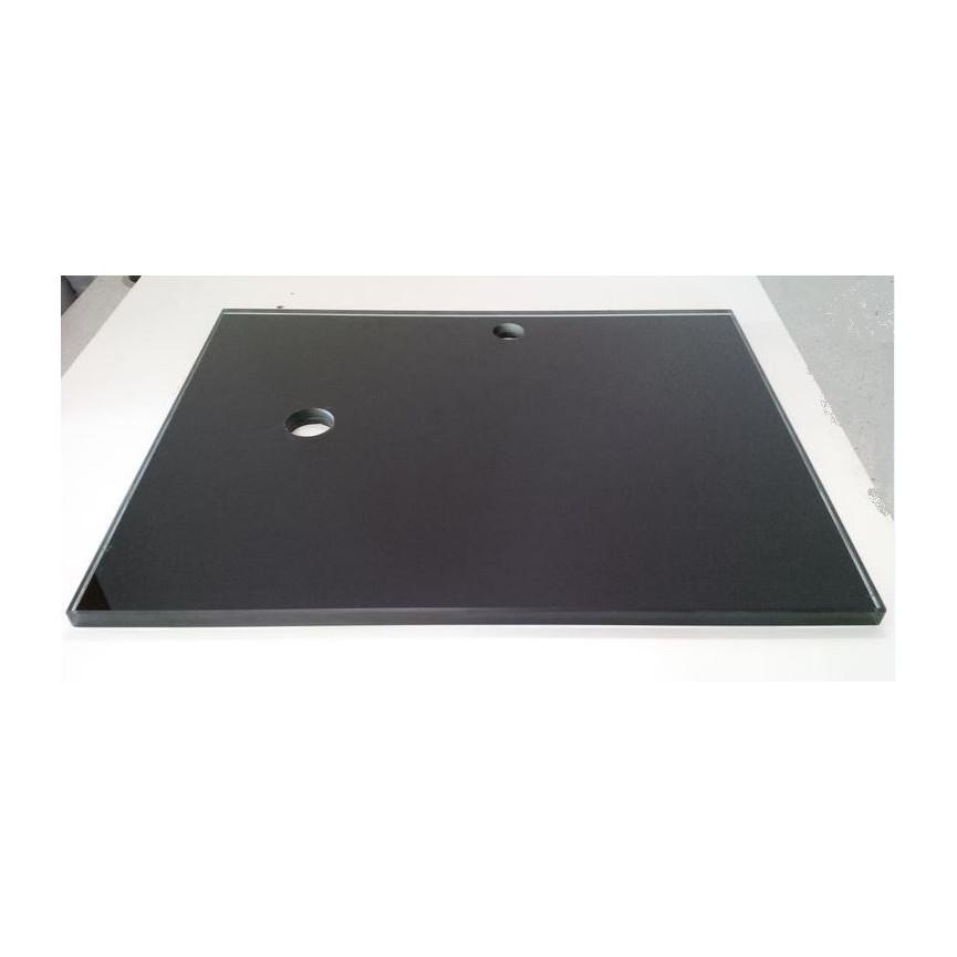 Plan vasque vasque  poser  noir Accessoires salle de bain  Dcoration salle de bain