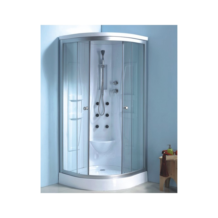 Cabine de Douche MUDA  Cabine de douche design salle de bain design