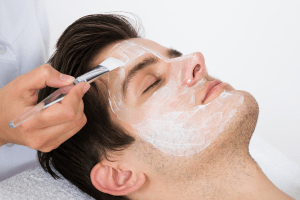 Men's facials at Azura Skin Care Center in Cary, NC