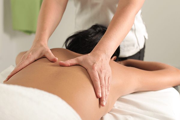 Professional massage services at Azura Skin Care Center in Cary, NC