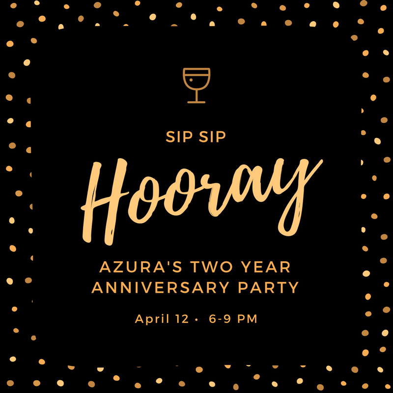 Azura Skin Care Center Two-Year Anniversary Party