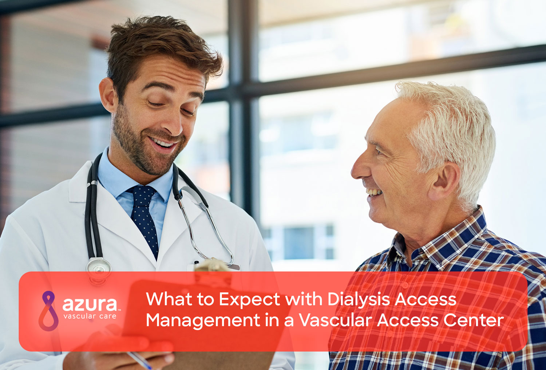 Dialysis Access Management In A Vascular Access Center