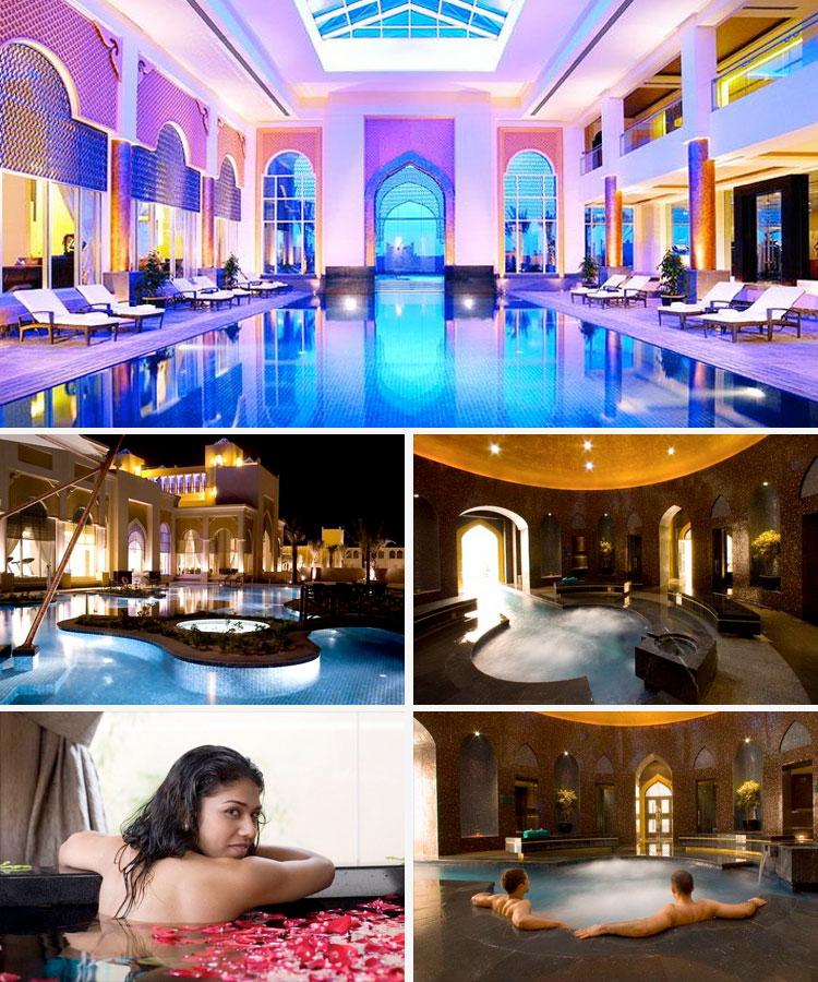 Al Areen Palace  Spa Arabian Nights In Bahrain