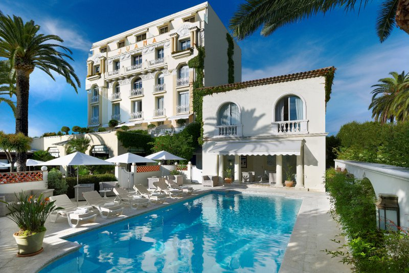 French Hotels Book A Beach Hotel In France