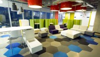 Two Colourful Offices Where Work Feels Like Play - Azure ...