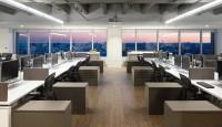 HOK's Toronto Office Makes Organization Feel Welcoming