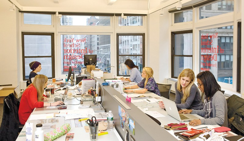 The New York School Of Interior Design Tuition