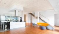 Glulam Ceiling Elements - Azure Magazine