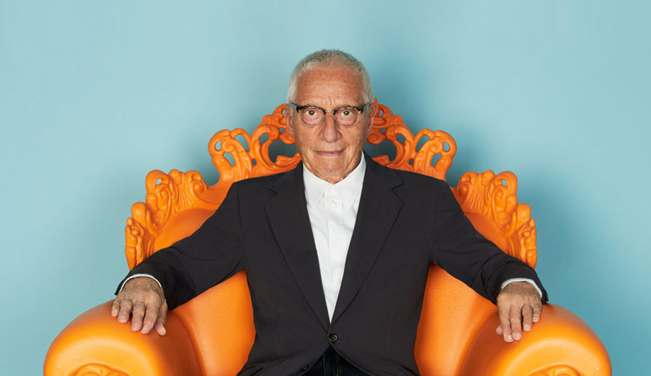 By intervening through superimposition or contamination on existing items, either anonymous or by known designers, through the use of colours or styles which. Remembering Italian Design Legend Alessandro Mendini Azure Magazine Azure Magazine