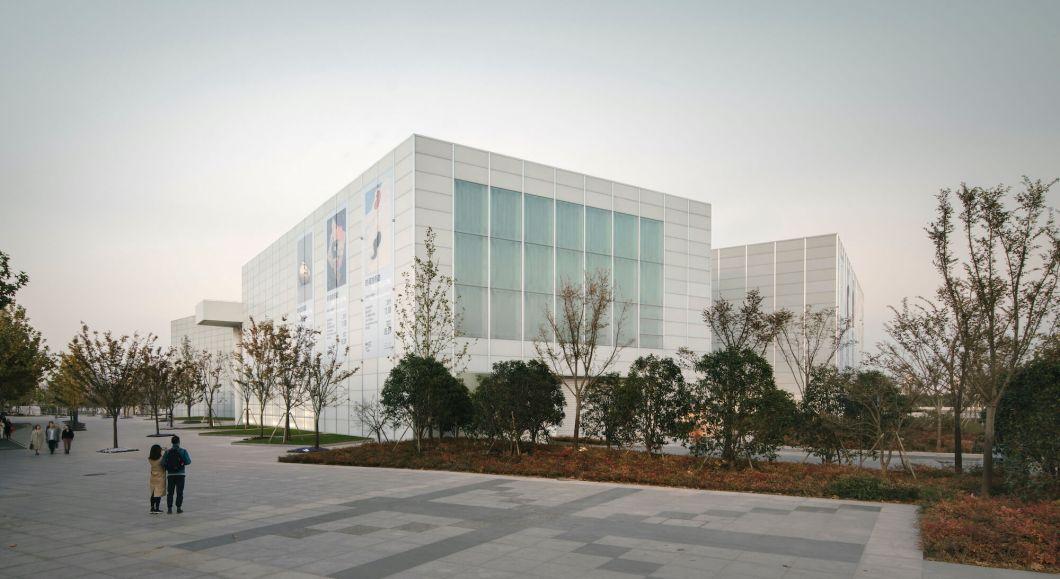 Centre Pompidou Shanghai, West Bund Museum, David Chipperfield