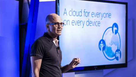 A cloud for everyone on every device.